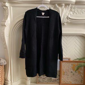 Cardigan Duster Sweater